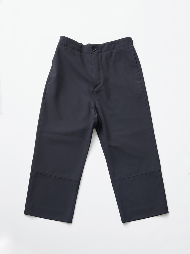 OAMC PSYCH PANT,PANAMA POLY Black OAMQ311231