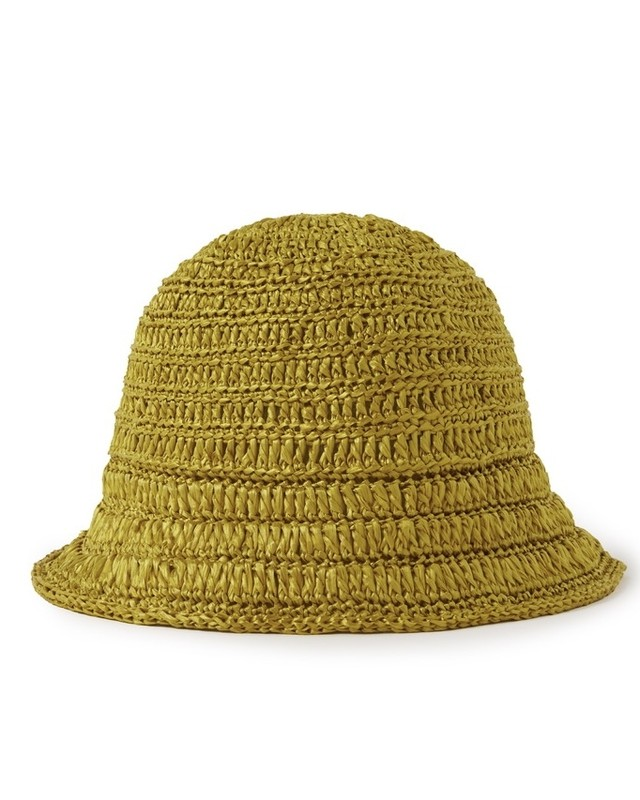 HAND KNITTED CLOCHE HAT