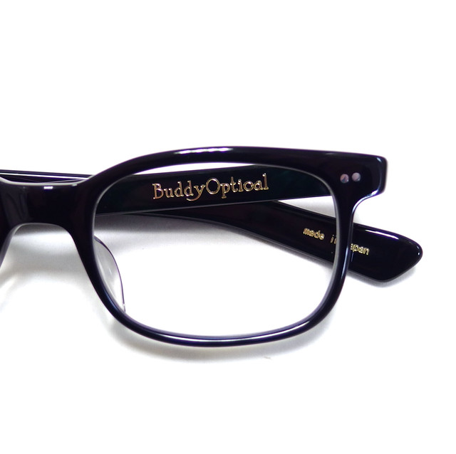 "【Buddy Optical】MIT  ""Black"""
