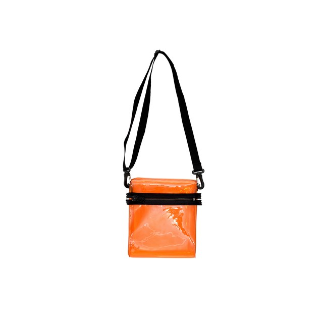 LORINZA PVC MIni Bag Orange