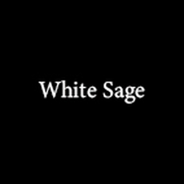 White Sage / ホワイトセージ