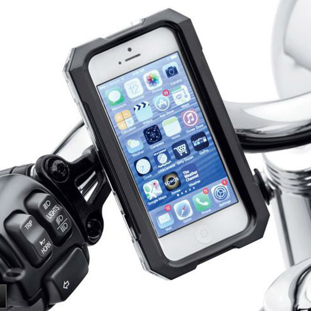 Handlebar Mount Phone Carrier(iPhone 5/SS用)
