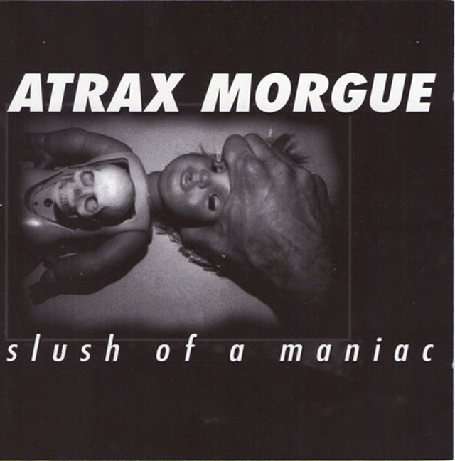 Atrax Morgue ‎– Slush Of A Maniac(CD)USED
