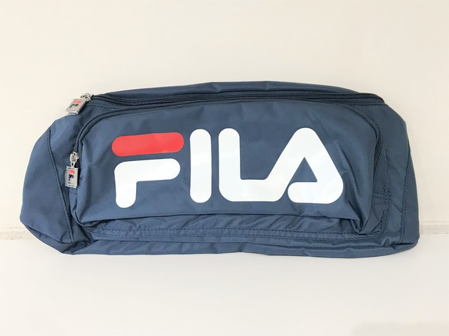 FILA HERITAGE FANNY SHOULDER PACK (CLOUDY NAVY)