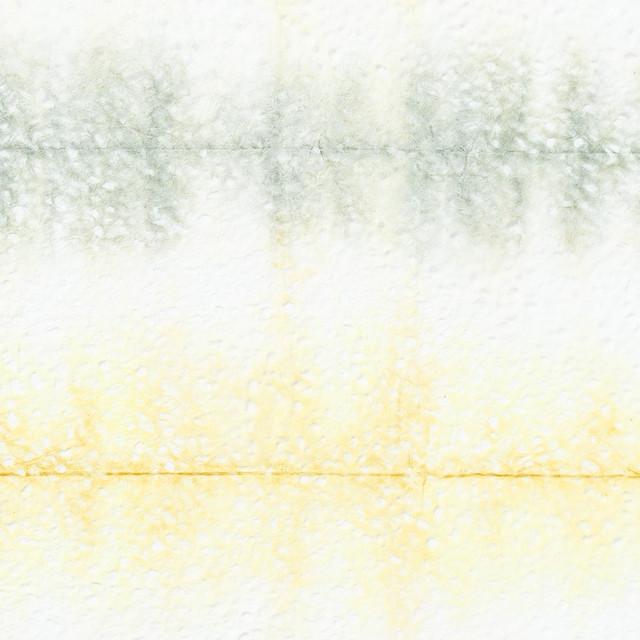 落水紙(春雨)板締め No.11