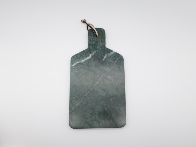 【amabro アマブロ】STONE CUTTING BOARD (Marble Green)