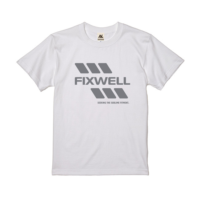 Treads T-shirt [White] FIXWELL