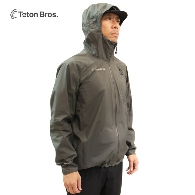 Teton Bros.   Feather Rain Full Zip