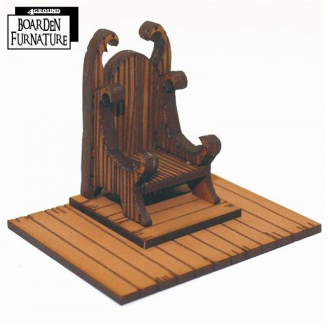 【予約発注】 Boarden Royal Throne x1 28S-FAB-063L
