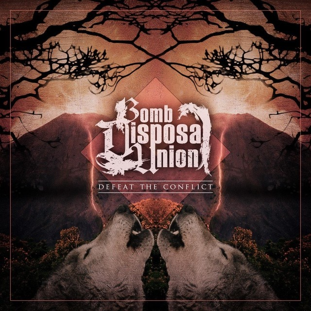 【DISTRO】Bomb Disposal Union / DEFEAT THE CONFLICT
