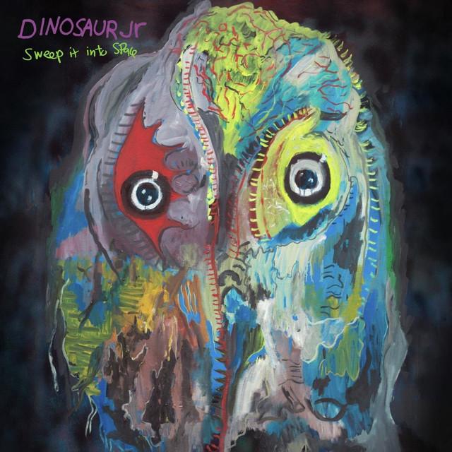Dinosaur Jr. / Sweep It Into Space(Ltd Purple LP)