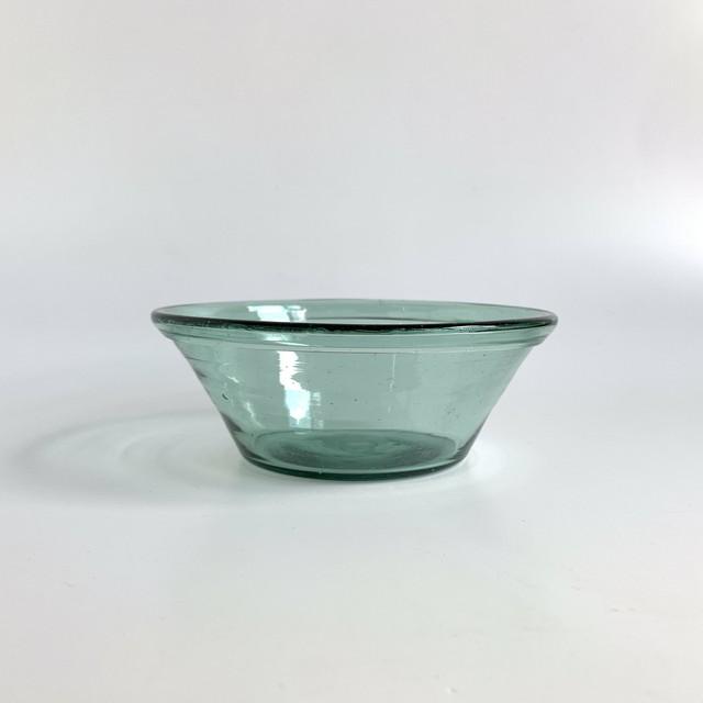 Glass Bowl / Green B