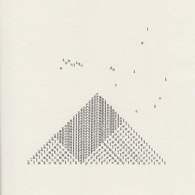 Ambroise「A la Tonalité préférable du ciel」(Wild Silence)
