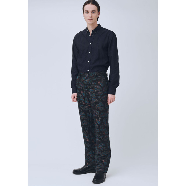 SOULLAND CLIVE - RELAXED PANT
