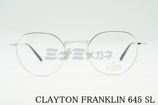 【正規取扱店】CLAYTON FRANKLIN(クレイトンフランクリン) 647 RG