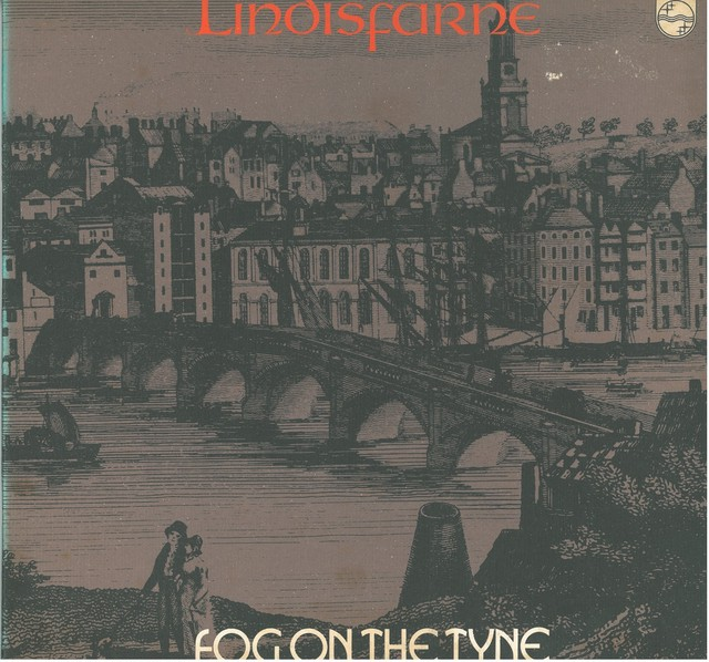 LINDISFARNE / FOG ON THE TYNE (LP) 日本盤
