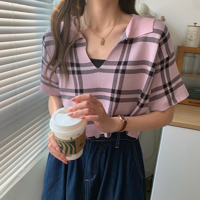 polo summer sweater PD2779