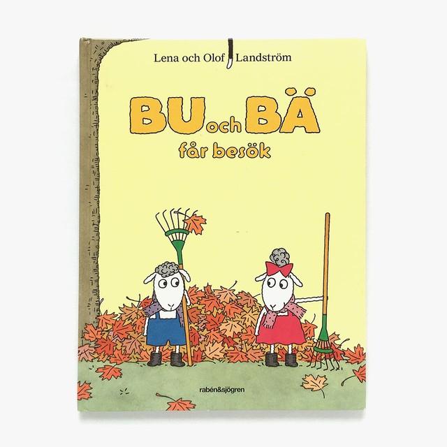 オーロフ&レーナ・ランドストルム「Bu och Bä får besök(ブゥとベェのおきゃくさん)」《2009-01》