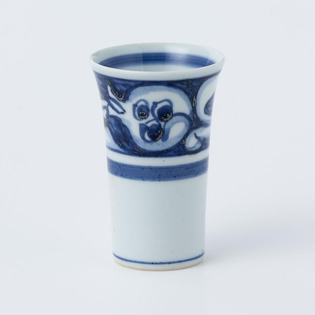 フリーカップ(ザクロ唐草)