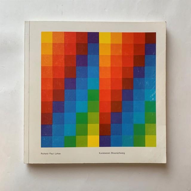 モジュラーおよびシリアル・オーダー展図録 / リヒャルト・パウル・ローゼ