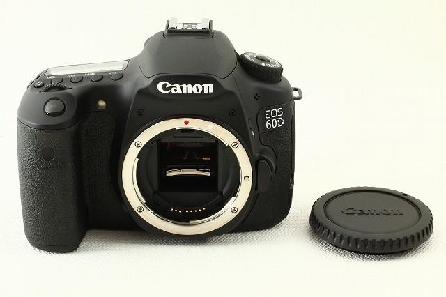 Canon キヤノン EOS 60D ボディ 極上品ランク