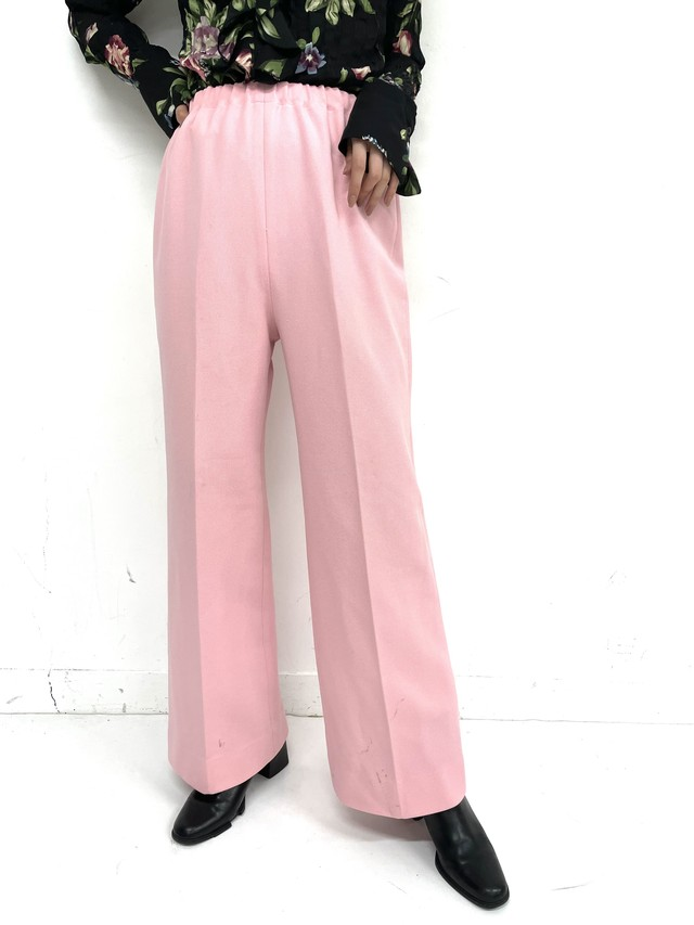 sweet ping wide pants / 3SSPT04-13