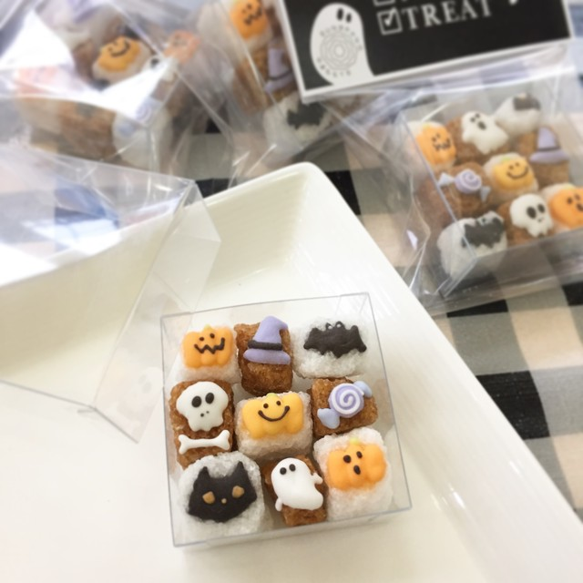 Same Shapes - Halloweenドーナツクッキー7個入 #ハロド
