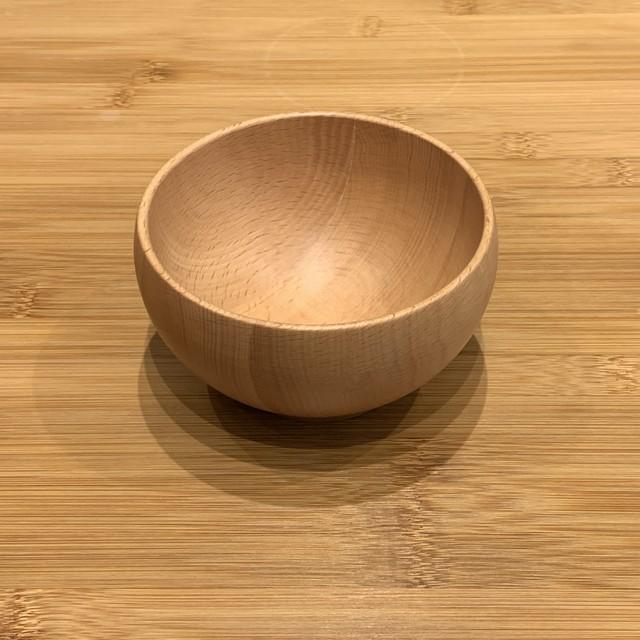 木のお碗(中)