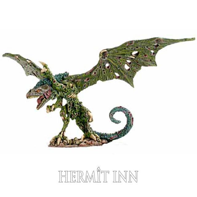 陰惨たるドラゴン - メイン画像