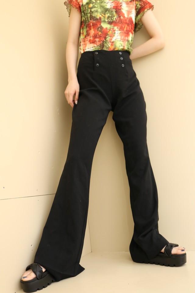 raceup pants / 6SSPT23-22