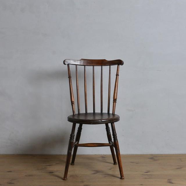 Ibex Chair / アイベックスチェア〈ダイニングチェア・ウィンザーチェア・デスクチェア・椅子・カントリー・アンティーク・ヴィンテージ〉 112331