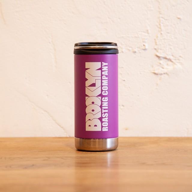 Wide Insulated Bottle 12oz(Purple)