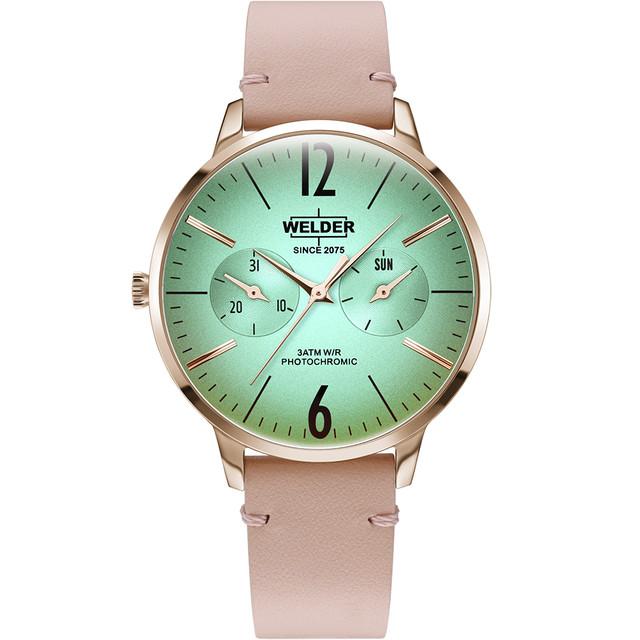 【WELDER ウェルダー】WWRS100 / MOODY SLIM DAY DATE 36mm / ムーディー スリム デイデイト