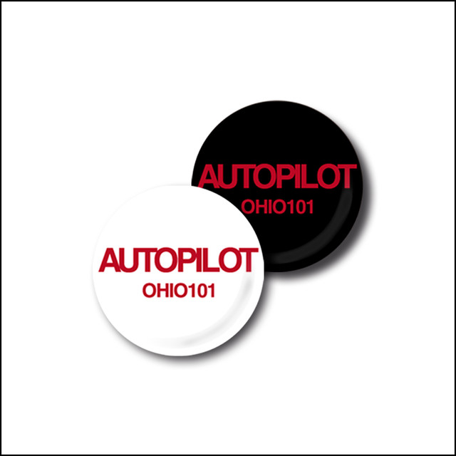OHIO101 AUTOPILOT badge *not for sale