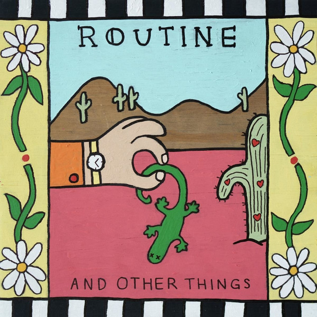 """Routine - And Other Things (LTD. Coke Bottle Clear 12"""")"""