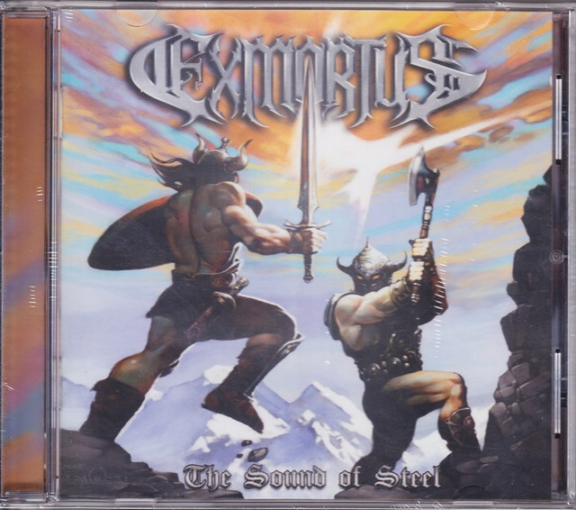 EXMORTUS 『The Sound of Steel』