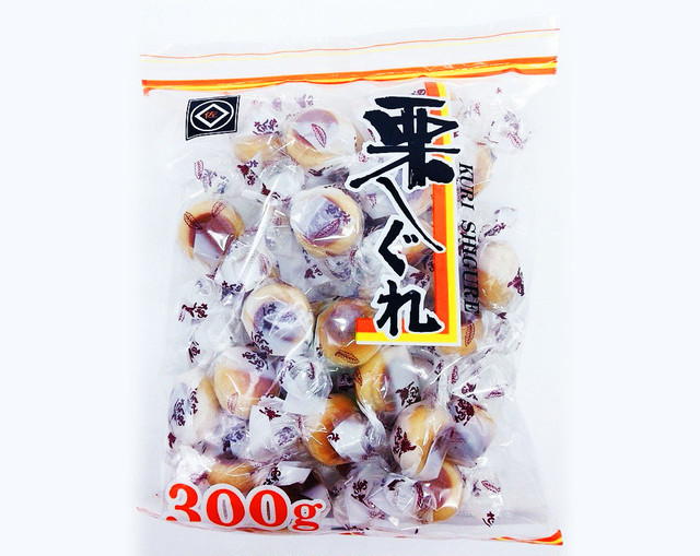 佐藤製菓 栗しぐれ 300g
