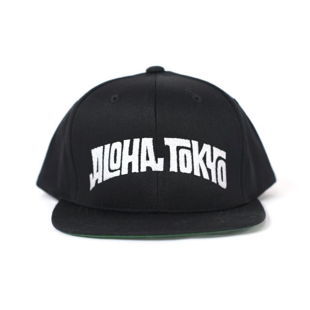 ALOHA TOKYO LOGO SnapBack Kids Size