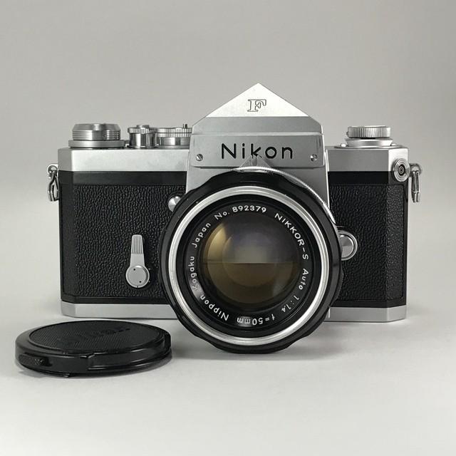 【New】Nikon F Eyelevel