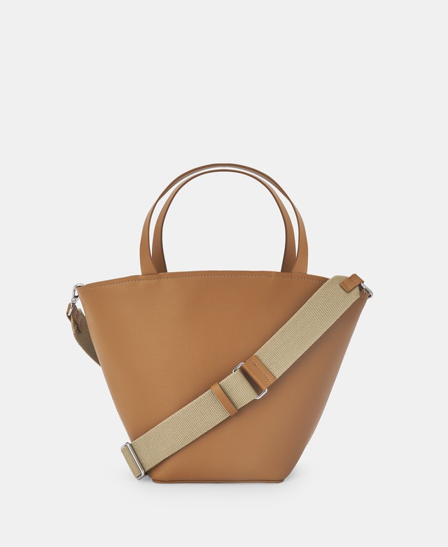 VACHETTA LEATHER TOTE BAG [266501358111]