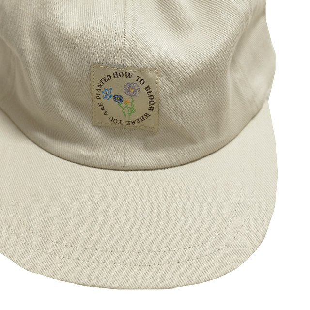 【Cat & Parfum】How to bloom where you are planted Cotton Cap
