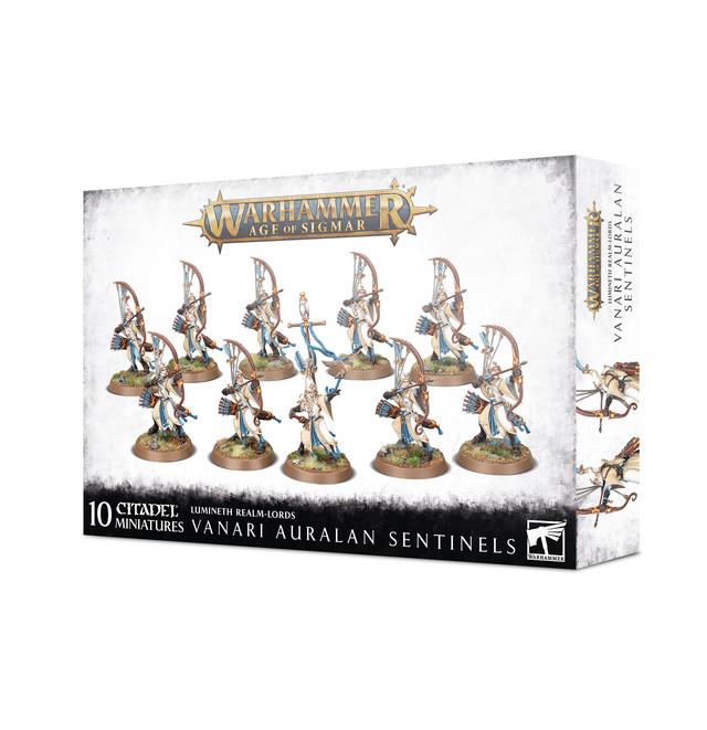 LUMINETH R-LDS: VANARI AURALAN SENTINELS