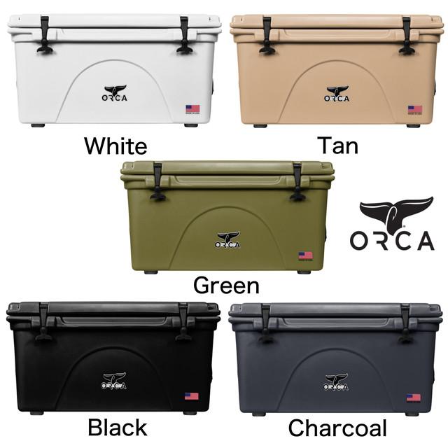 ORCA Coolers 140 Quart オルカ クーラー ボックス キャンプ用品 アウトドア キャンプ グッズ 保冷 クッキング ドリンク オルカクーラーズジャパン