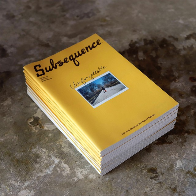 Subsequence Magazine Vol.2