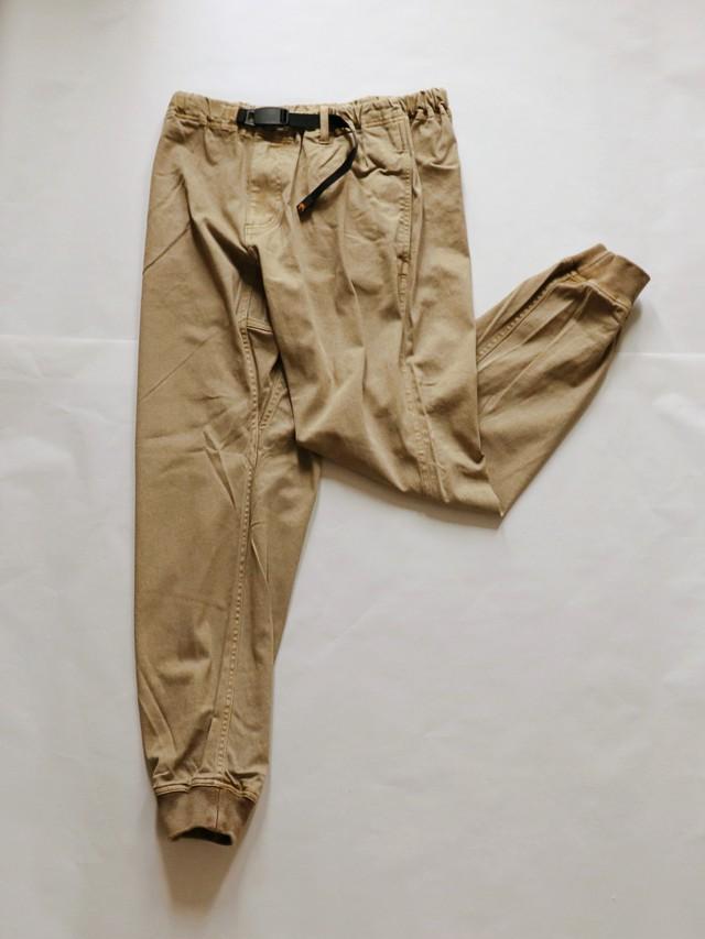 Rokx MG CLIMBING PANTS クライミング リブパンツ (TANNED BROWN)