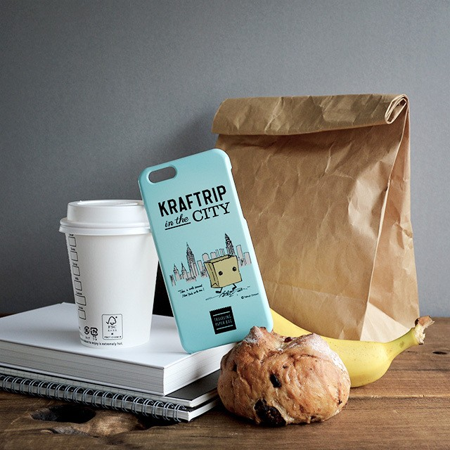 KRAFTRIP IN THE CITY iPhoneケース