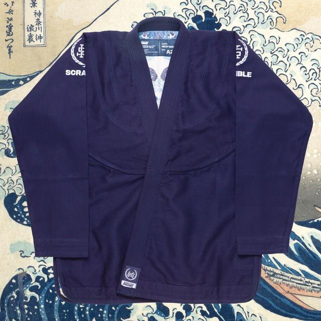 Scramble New Wave BJJ Kimono|ブラジリアン柔術衣