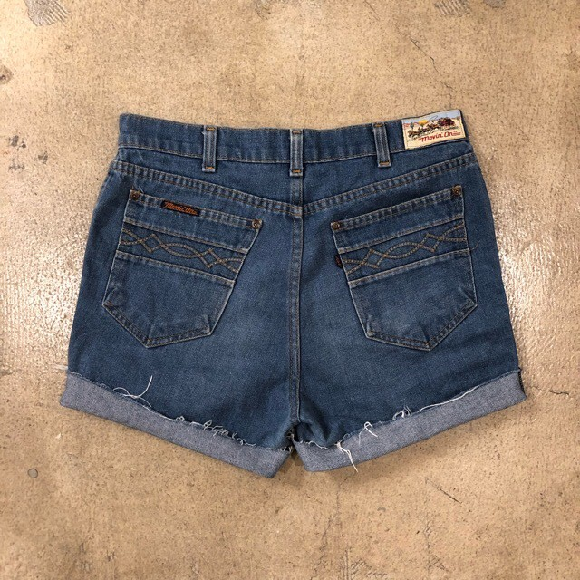 Levi's Cut Off Denim Short Pants ¥4,800+tax