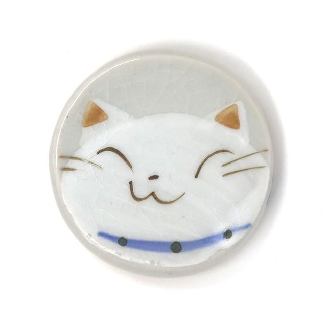 猫箸置き(瀬戸焼ニャンコ)