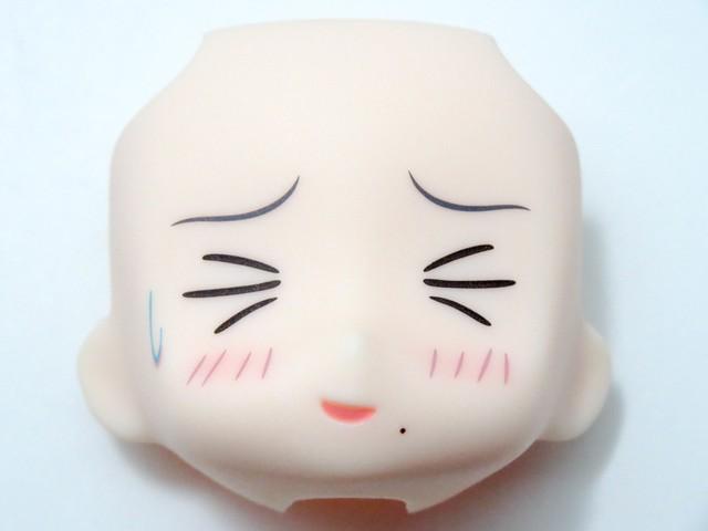 【SALE】【840】 すずさん 顔パーツ ありゃあ顔 ねんどろいど